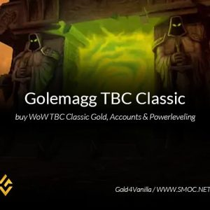 Golemagg TBC Gold