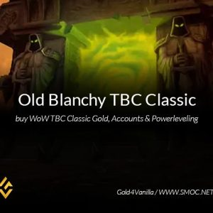 Old Blanchy TBC Gold