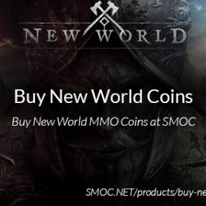 Buy New World Coins